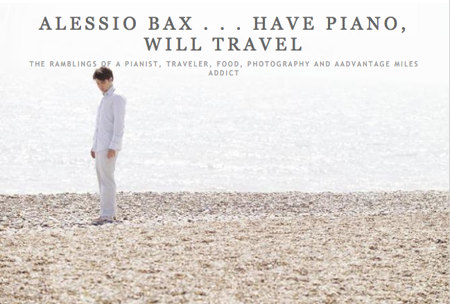 Alessio Bax Have Piano Will Travel